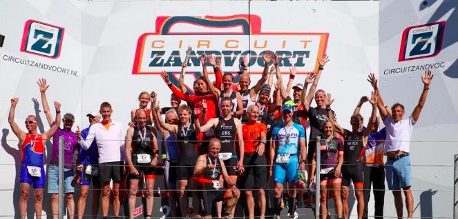 Machiel Ittmann en Katja Duurland pakken in Zandvoort Nederlandse titel Sprint Masters