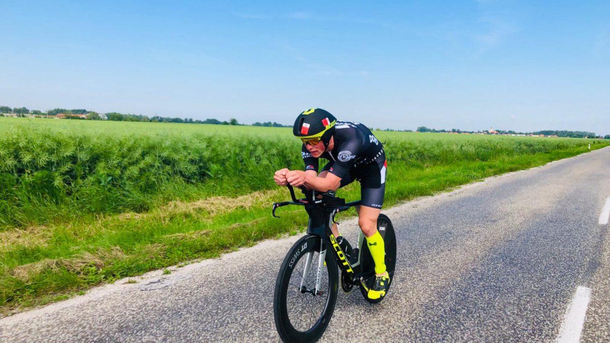 Zeer tevreden Pieter Heemeryck toch ook 'teleurgesteld' na tweede plaats The Championship