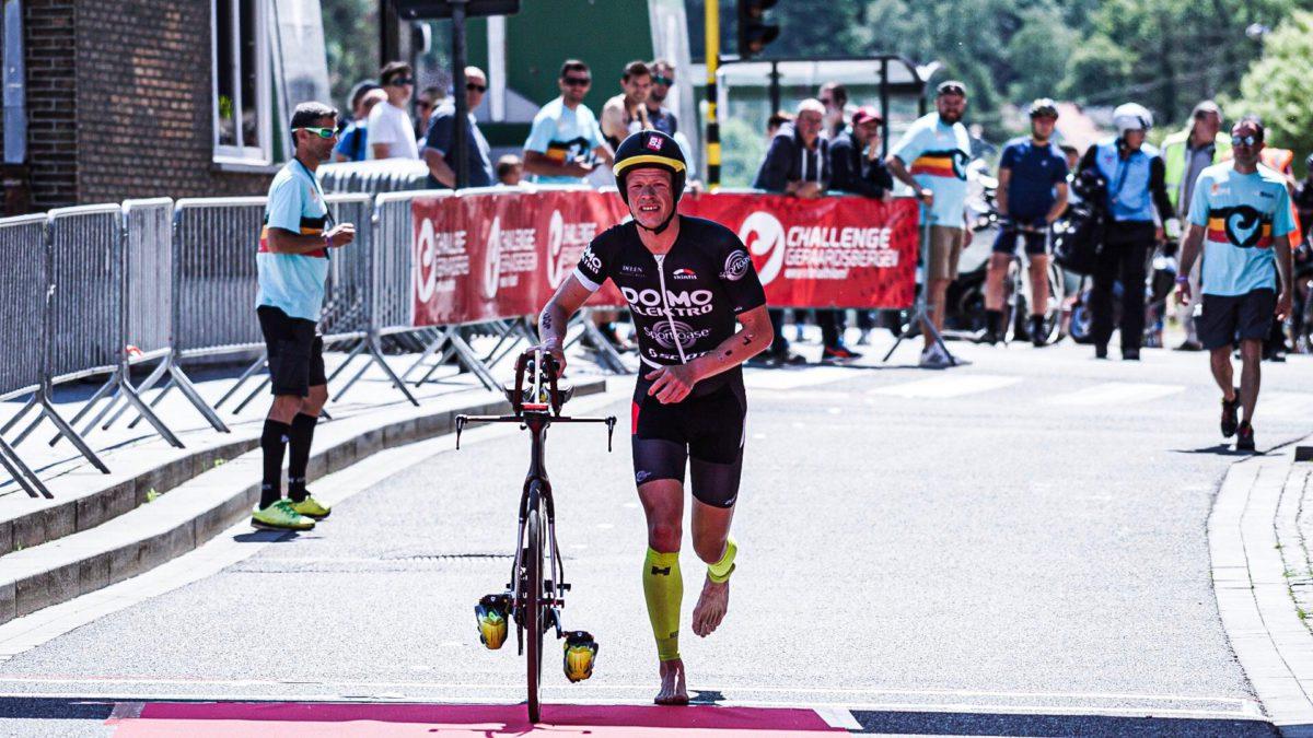 Pieter Heemeryck domineert Challenge Geraardsbergen, Marco Akershoek 20e