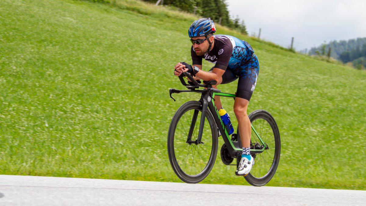 Tim Wolvetang maakt zich klaar voor Austria eXtreme Triathlon: 'Ze zullen ongetwijfeld op me letten'