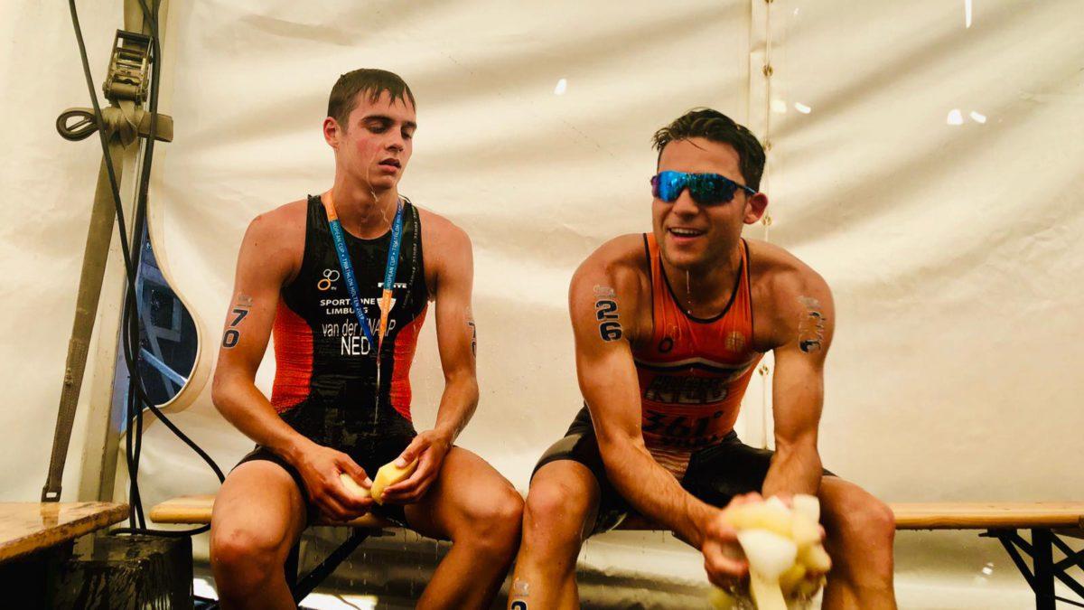 Donald Hillebregt als 35e beste Nederlander ETU Sprint Cup Holten