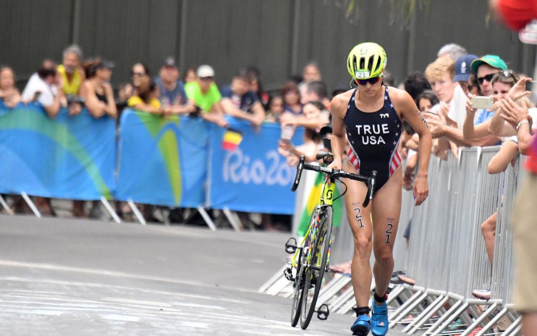 Depressie en triathlon, Sarah True's heftige verhaal: huilen van de zenuwen