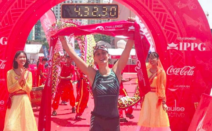 Eerste editie Challenge Vietnam prooi voor Steven McKenna en Laura Dennis