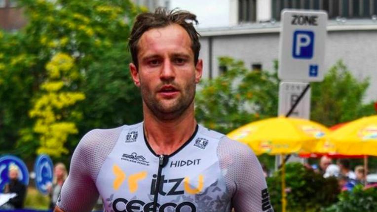 Ruben Geys wint eerste Tri Nations Cup: 'Gebrek aan fietssnelheid oplossen voor EK in Almere'