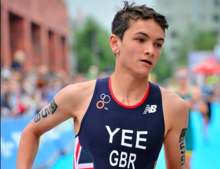 Alex Yee loopt 13:29 minuut over vijf kilometer