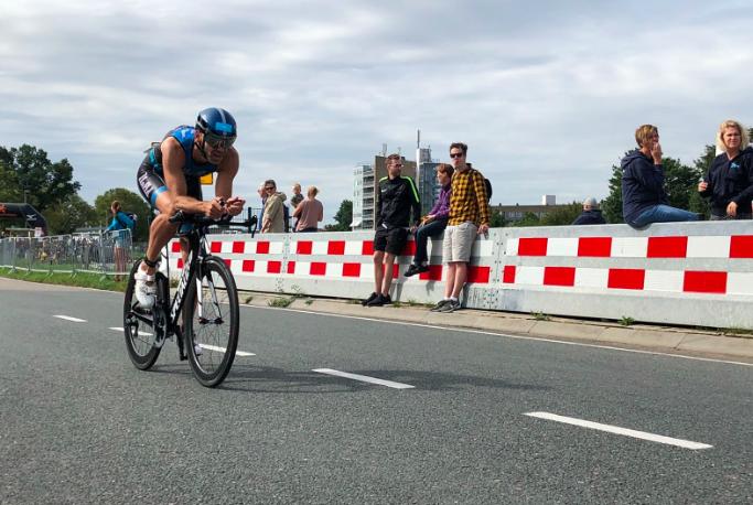'Het snelle parcours van Triathlon Leiderdorp smeekt er eigenlijk al jaren om: een ploegentijdrit'