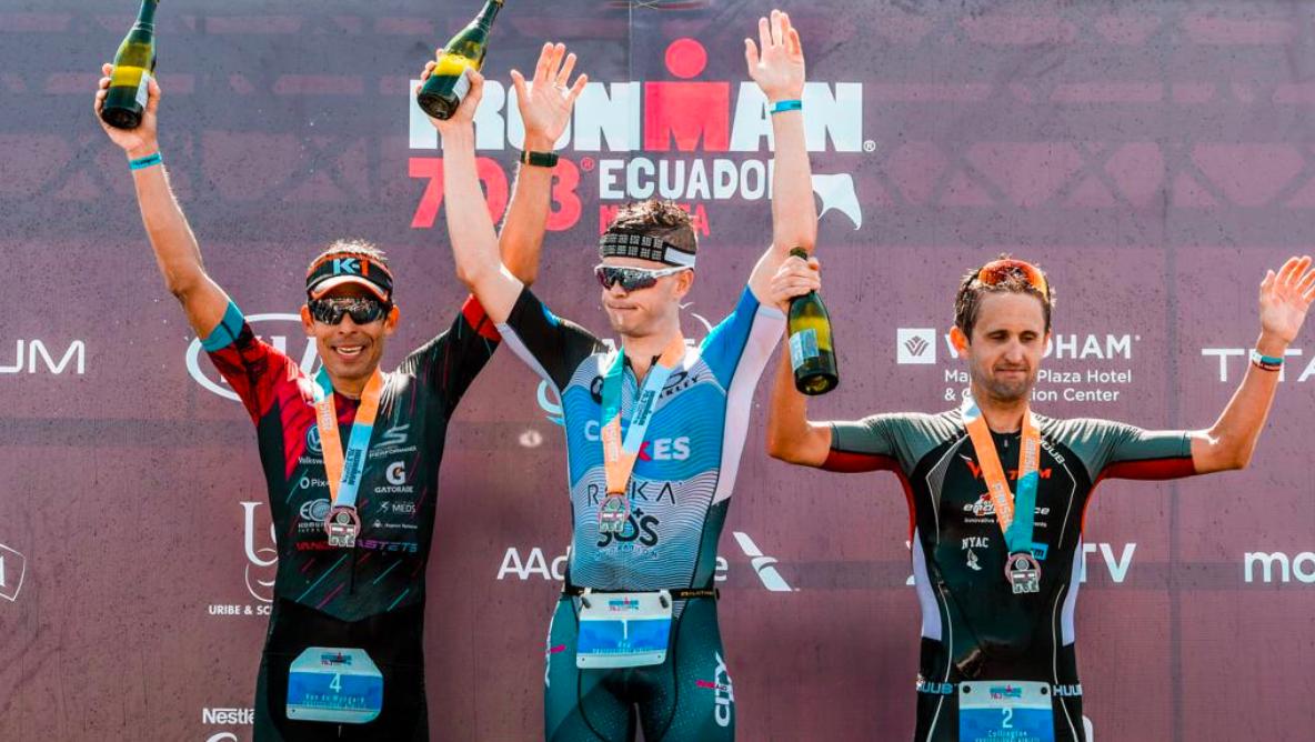 Ironman pakt winst Fernando Toldi af: 'Ik ben gefrustreerd door deze fout van Ironman'