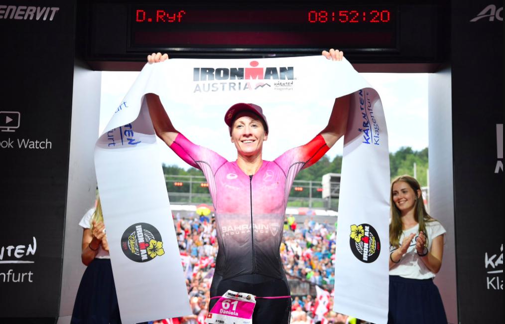 Ryf ongenaakbaar Ironman Klagenfurt, spannende IM 70.3 Jönköping en 70.3 Ecuador