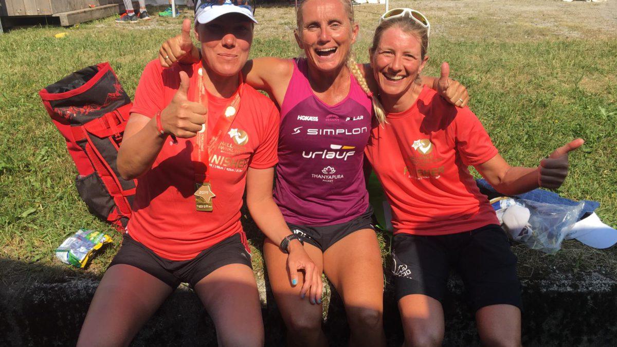 Mechanische pech noopt Yvonne van Vlerken tot uitstappen Challenge Walchsee, heeft wel 'prachtige dag'