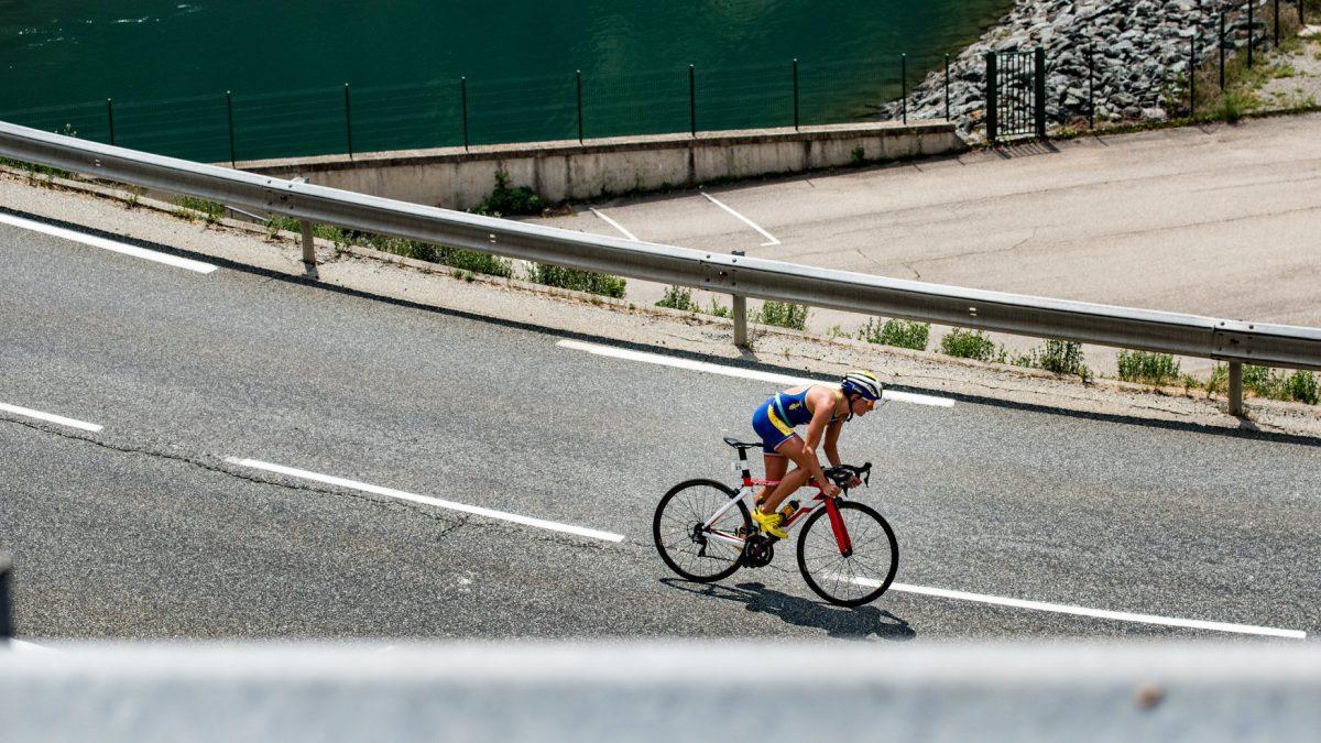 Nette Nederlandse prestaties duathlon Alpe d'Huez: Van Anrooij (9e), Panjer (14e)