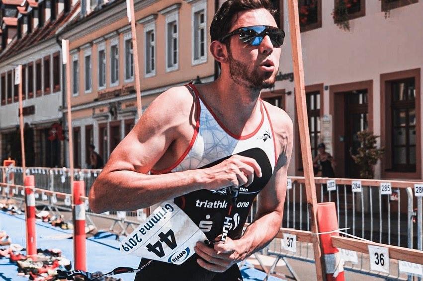 Bart Cooymans en Merel Appermans zegevieren 4184 Ironman Maastricht