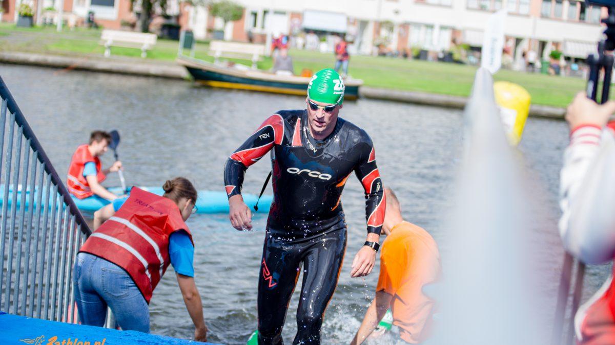 In beeld gevangen: Triathlon Leiderdorp Stayer Sprint