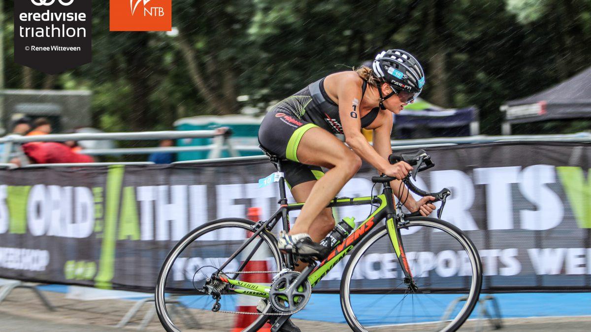 Eredivisie triathlon nadert spannende ontknoping: voorlaatste wedstrijd in Veenendaal tevens NK OD