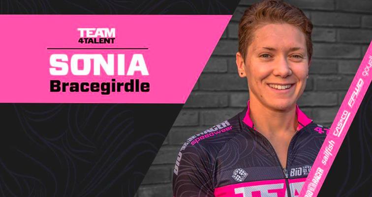 Sonia Bracegirdle stapt alweer uit Team4Talent, wil meer 'op eigen benen staan'