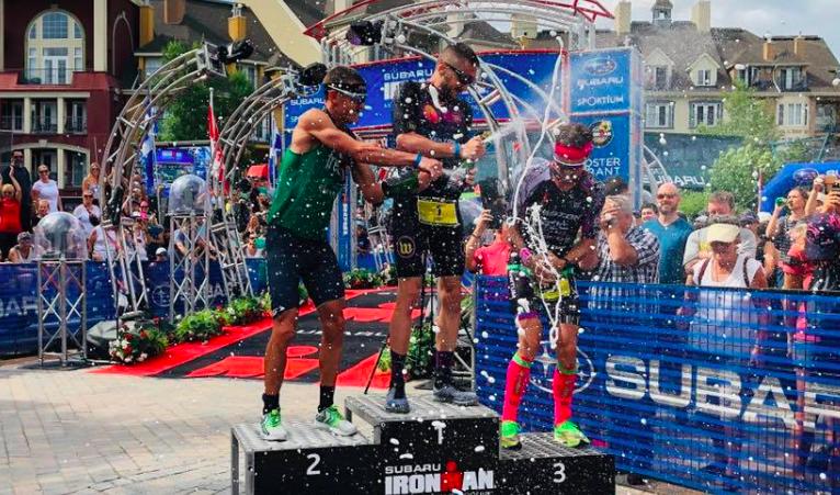 Lionel Sanders verspeelt overwinning Ironman Mont-Tremblant, Cody Beals pakt zege