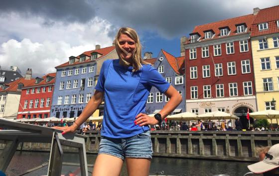 Pleuni Hooijman na 7e plek Ironman Kopenhagen: 'Heel veel respect voor die snelle vrouwen'