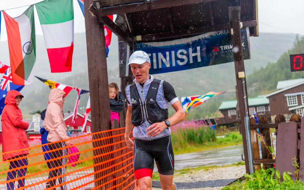 Erik Wolf over 16e plek extreme AXTRI Noorwegen: 4300 hoogtemeters