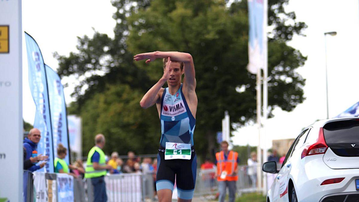 Thomas Cremers en Christina Draijer slepen overwinning Stayer Sprint Leiderdorp binnen