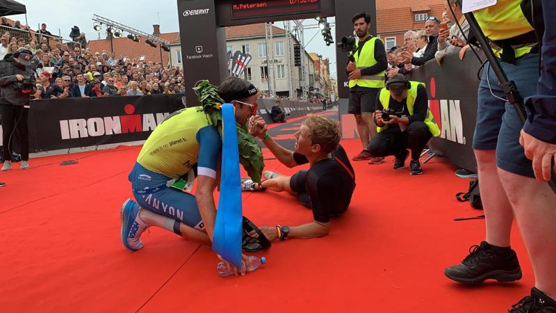 Geweldige comeback Boris Stein; winst Ironman Kalmar en snelle tijden