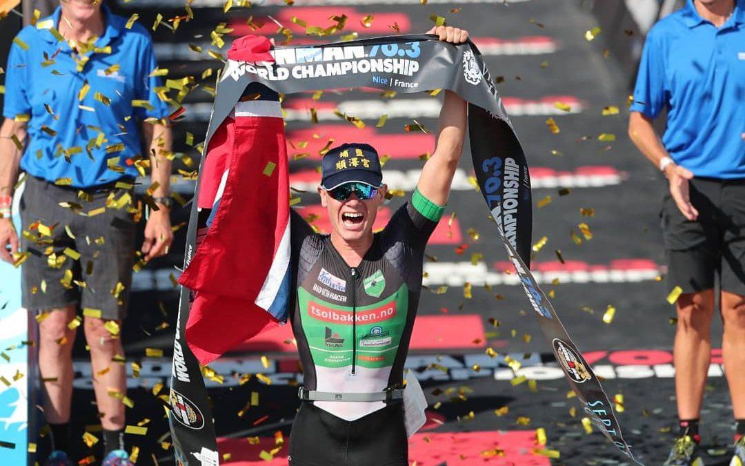 Ironman start volgende week met uitdelen WK 70.3 slots op basis van uitslagen VR races
