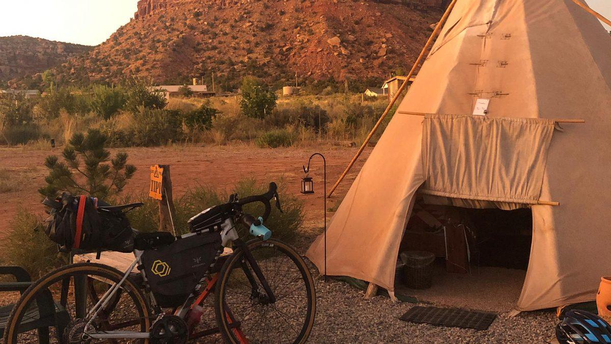 Blog twee – in een maand fietsend van west- naar oostkust Amerika: 'F*ck, wat is dit zwaar'