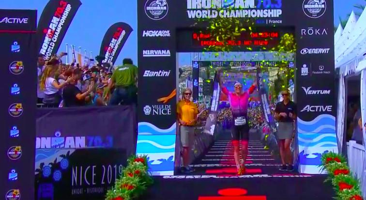 Daniela Ryf opnieuw Wereldkampioen Ironman 70.3: vijfde titel vormt record
