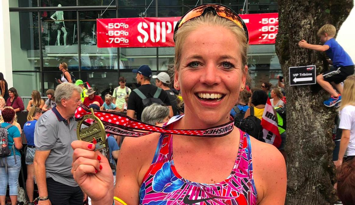 Marlene de Boer over AG winst Zell am See en 8e overall: een succesvol debuutjaar