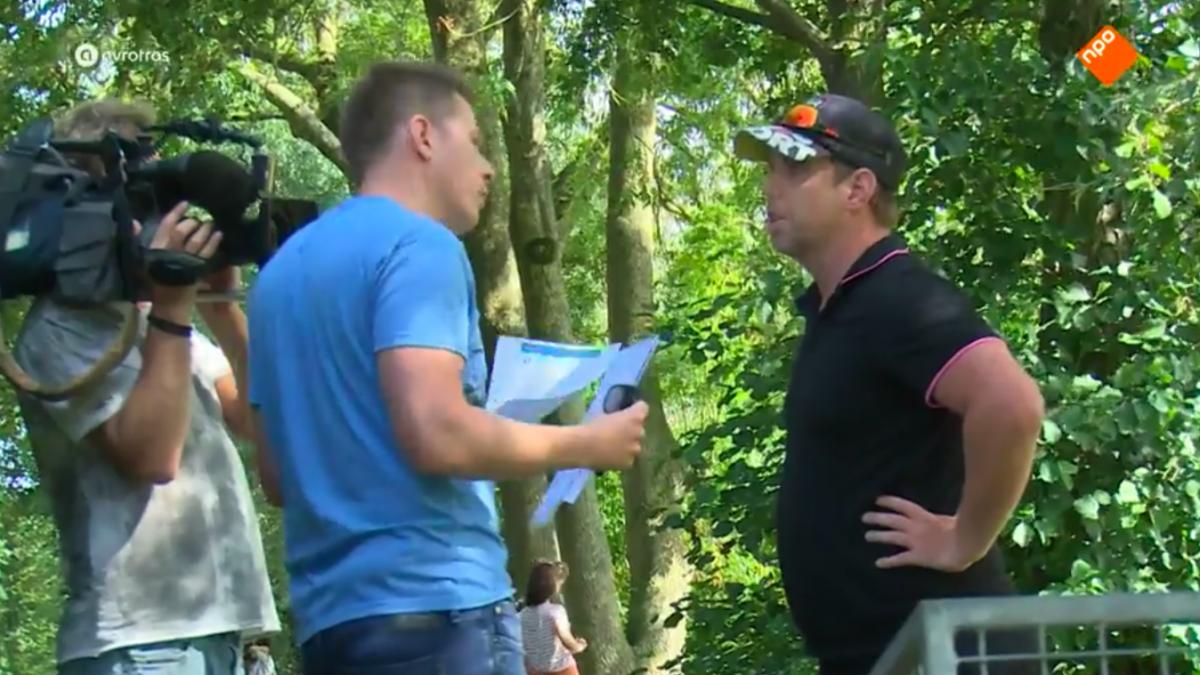 Gedupeerde Mike van Beek over Alexander Hulleman Sport-Active: 'Er worden zoveel leugens verteld'