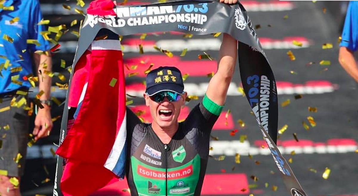 WK Ironman 70.3 in 2022 terug naar Europa