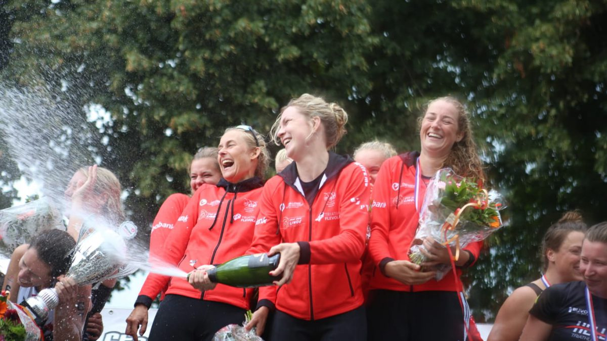Rogelli / TriMates 2, TV Almere 2 en EDOsports winnaars in Vroomshoop