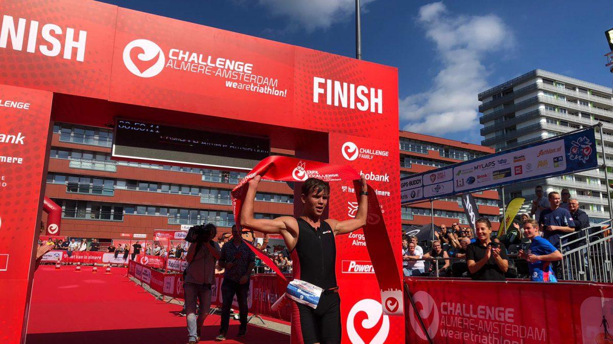 Mauro Dieters en Tamar Veltman pakken mooie overwinning Junior Challenge Almere