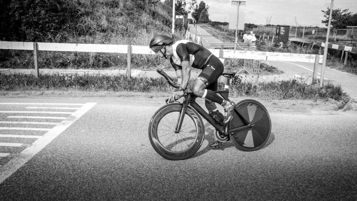 Steff Overmars over winst Weespernieuws Triathlon en Challenge Almere-Amsterdam