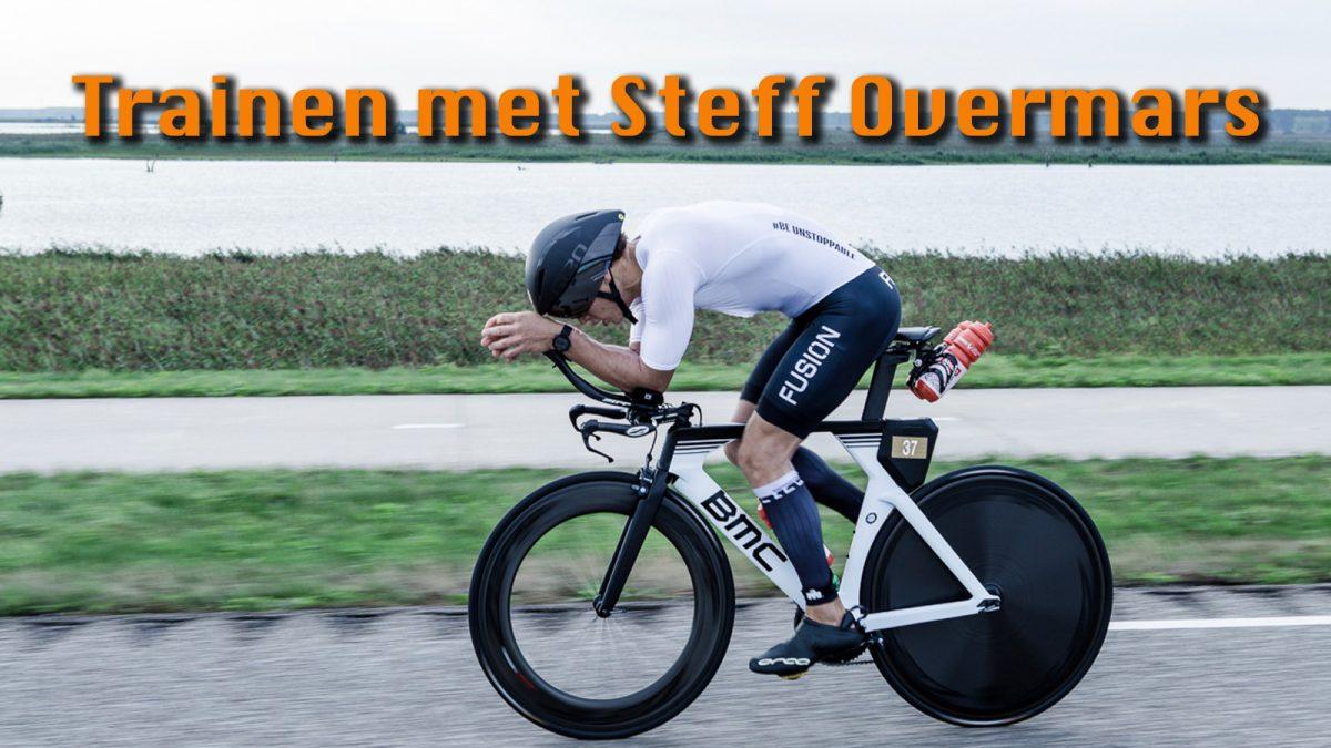Trainen met Steff Overmars: maandag