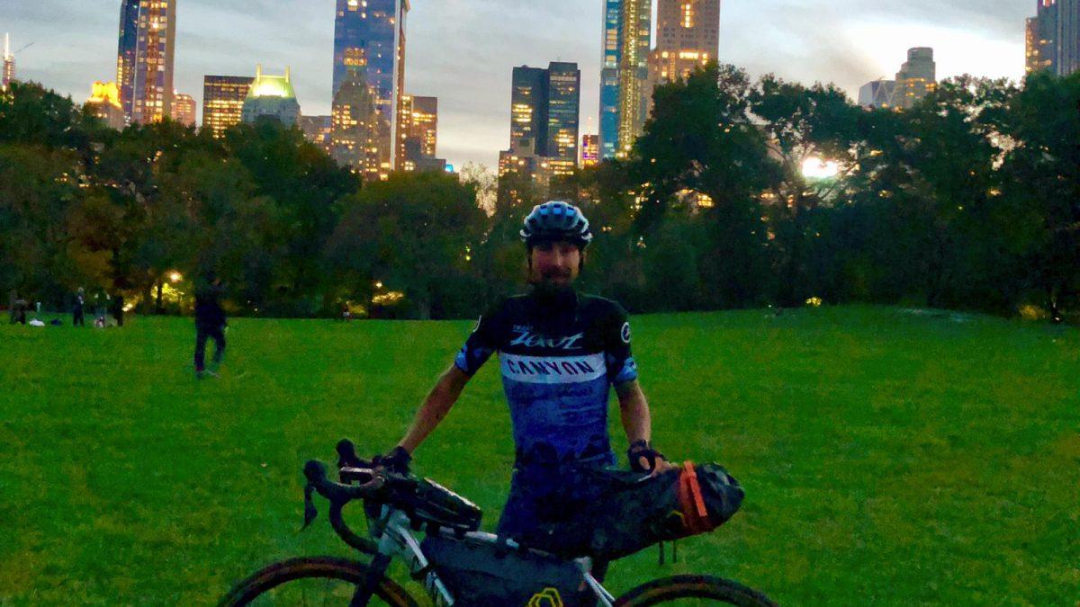 Blog zes – in een maand fietsend van west- naar oostkust Amerika: Done and dusted!
