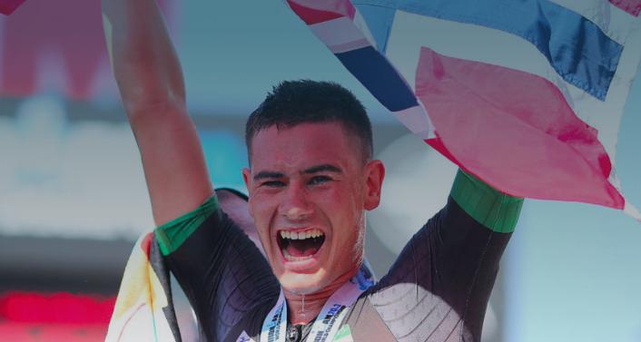 Wereldkampioen Gustav Iden: wie is dat eigenlijk?