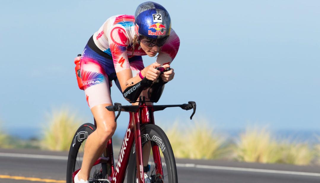 In beeld gevangen: Pro Race Ironman Hawaii