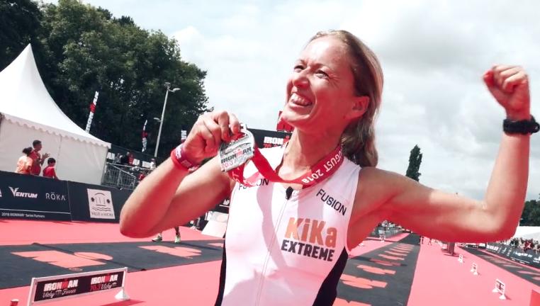 Miranda Tick maakt zich op voor KiKa Extreme: Ironman 70.3 Barcelona tegen kinderkanker