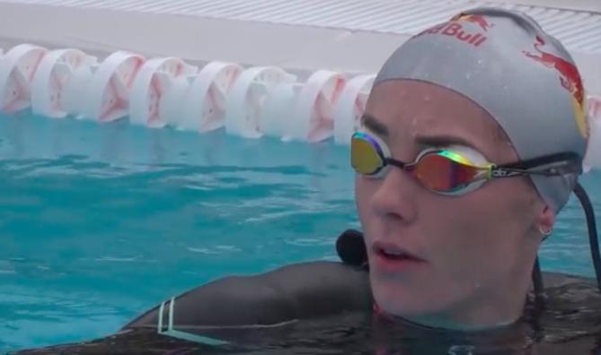 Zwemtips van niemand minder dan Lucy Charles