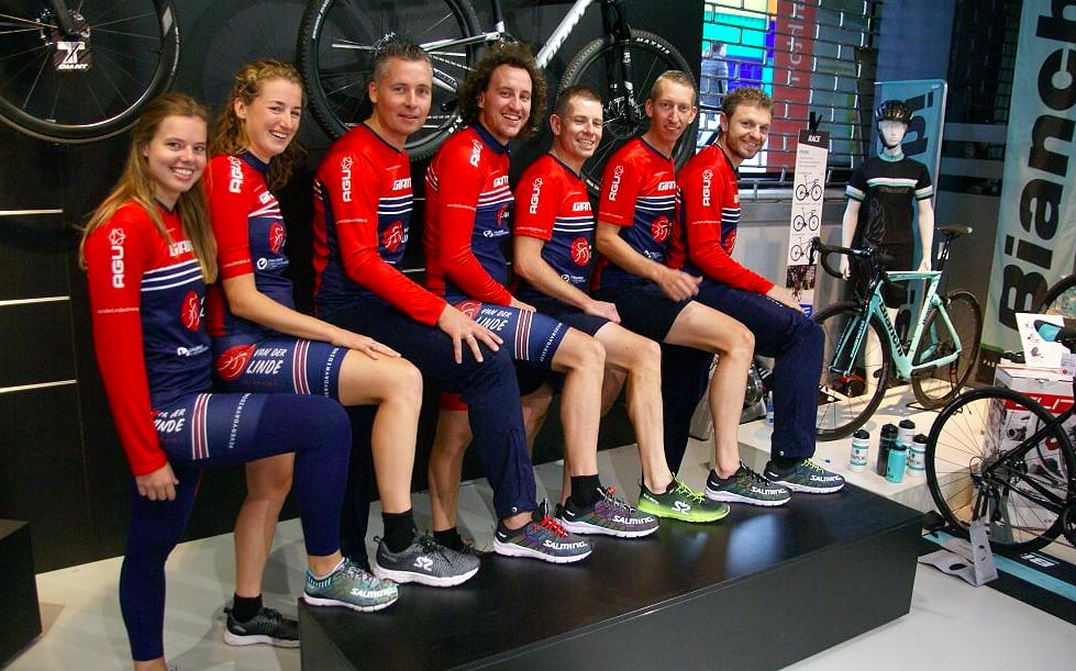 Tjardo Visser onderdeel van nieuwe Almeerse triathlonploeg