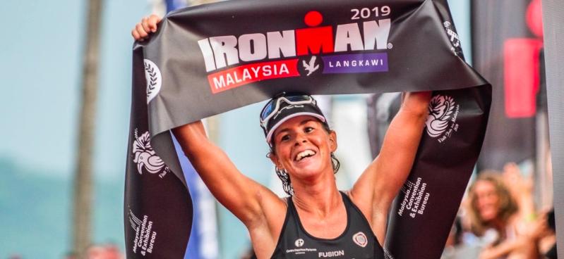 Age Grouper wint vrouwenrace IM Malaysia: dit vinden jullie daarvan!