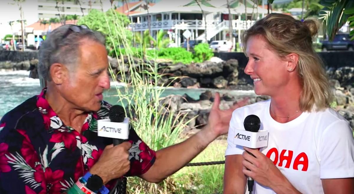 Els Visser over WK Hawaii bij 'Breakfast with Bob': 'Ik ga zien waar ik toe in staat ben'