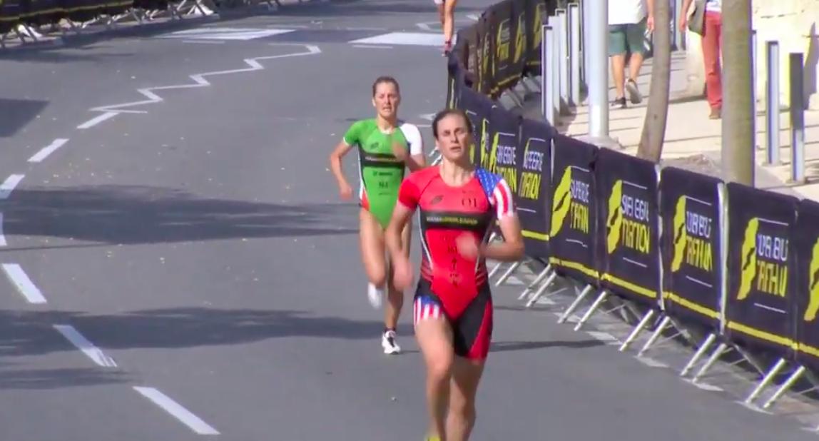 Rachel Klamer slaat opnieuw toe met tweede plaats in finale Super League Triathlon Malta