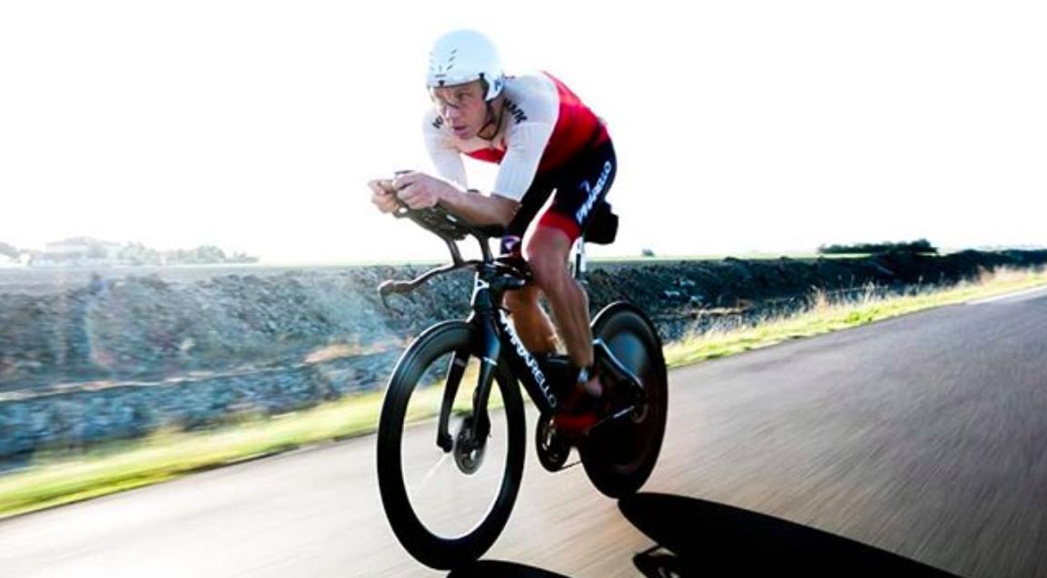 Vier jaar fietsgegevens Cameron Wurf op Hawaii en kleine sneer richting Sebastian Kienle