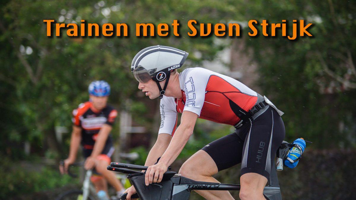 Trainen met Sven Strijk: zaterdag