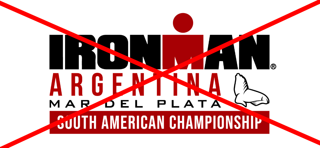 IM Argentinië cancelt pro race, teleurgestelde Evert Scheltinga: 'De tickets zijn al geboekt'