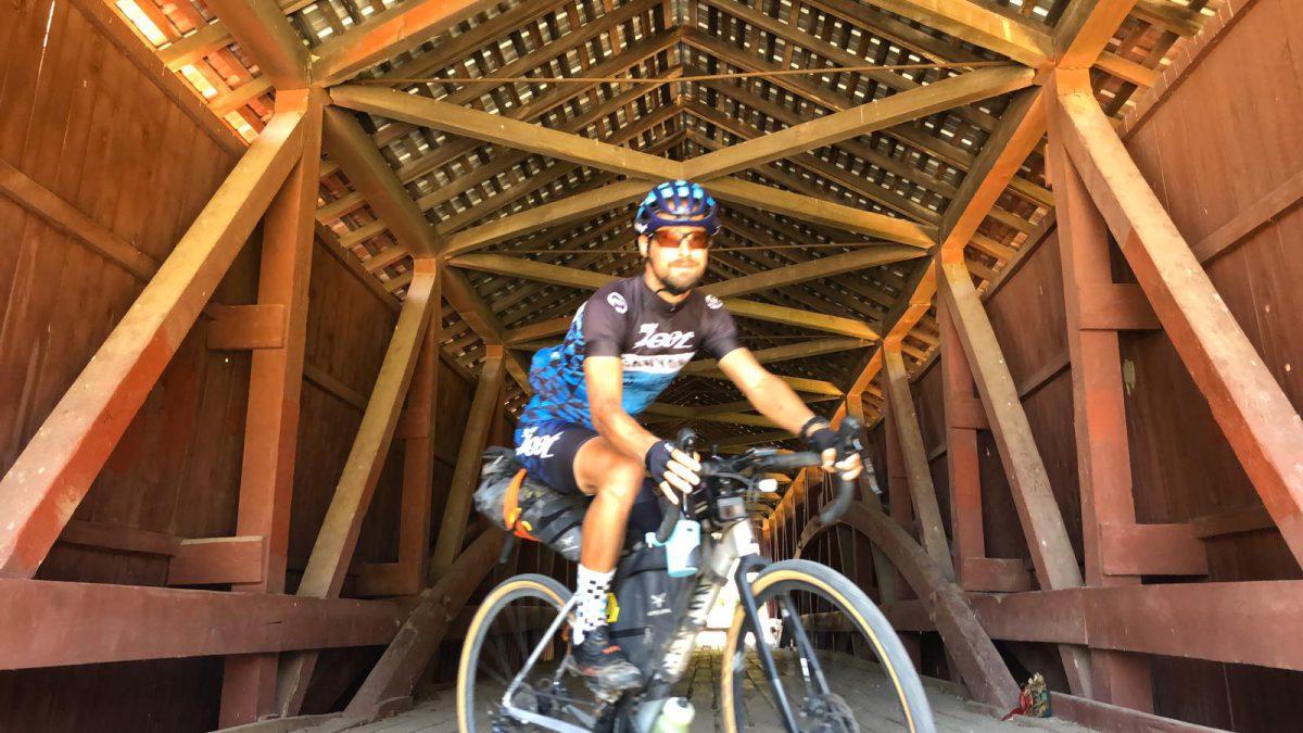 Blog vier – in een maand fietsend van west- naar oostkust Amerika: 'Hoelang duurt dit nog?'