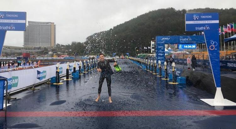 Donald Hillebregt en Lotte Wilms vallen buiten top veertig World Cup Tongyeong