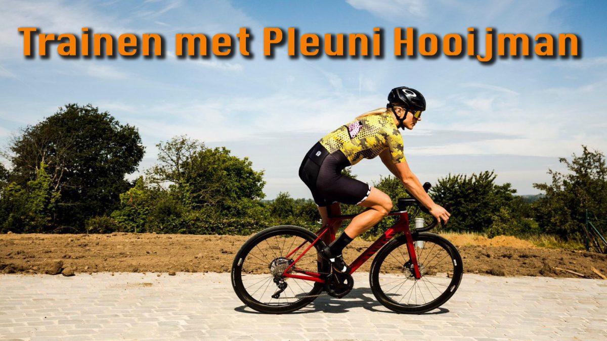 Trainen met Pleuni Hooijman: woensdag