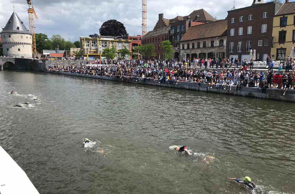 Belgische triatleet steelt uit parc fermé en krijgt 50 uur werkstraf
