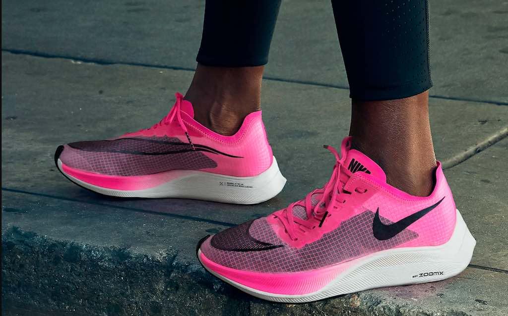 'De Nike Vaporfly heeft amper invloed op techniek, geen mechanische doping'
